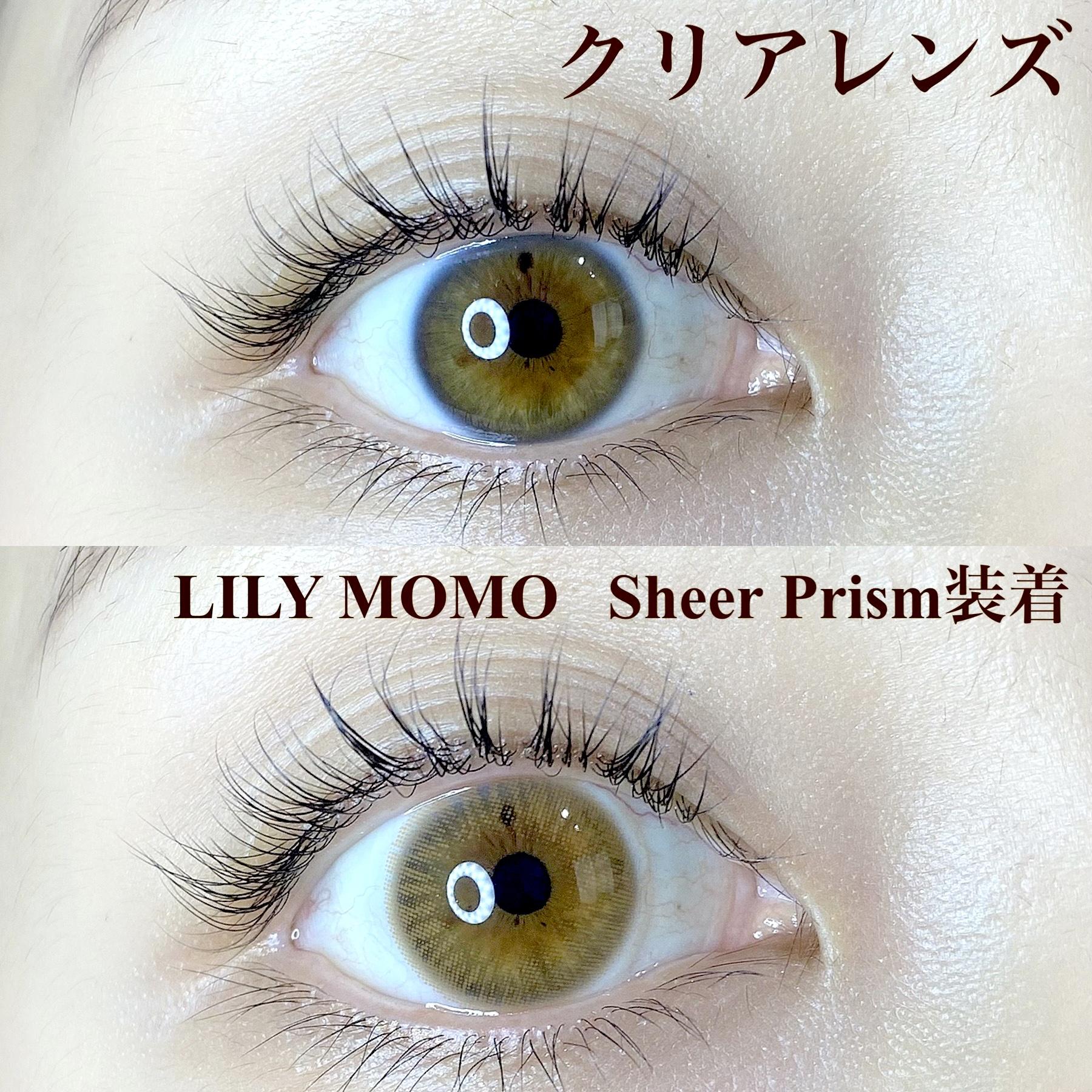 LILYMOMO カラコン