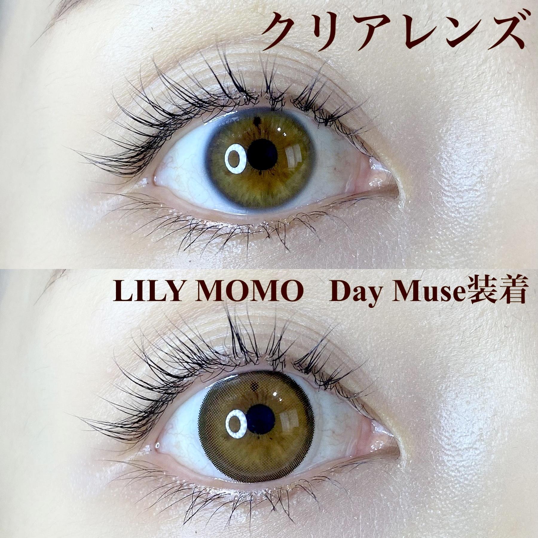 LILY MOMO カラコン